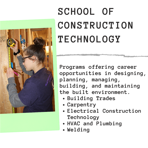 School of Construction Technology