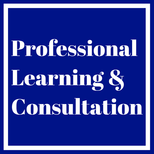 Professional Learning and Consultation; opens in the same window