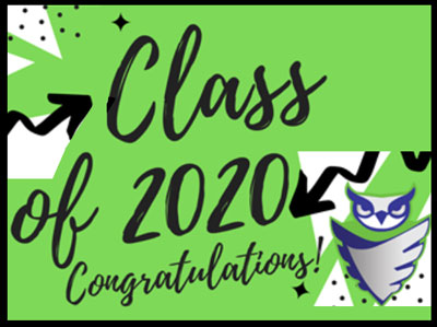 Congrats DCTS Class of 2020