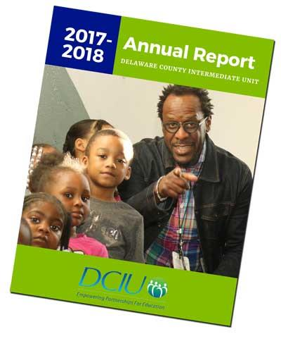2017-18 Annual Report Cover Image