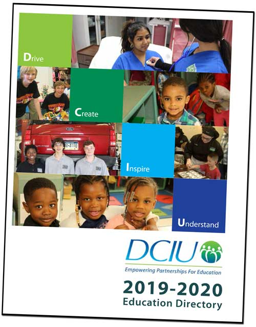 DCIU Education Directory 2019 Cover