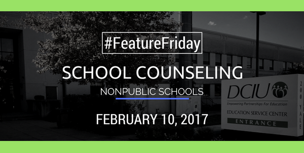 Feature Friday: School Counseling