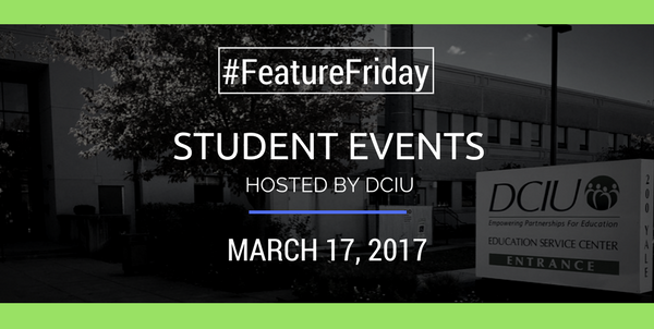 Student Events hosted by DCIU